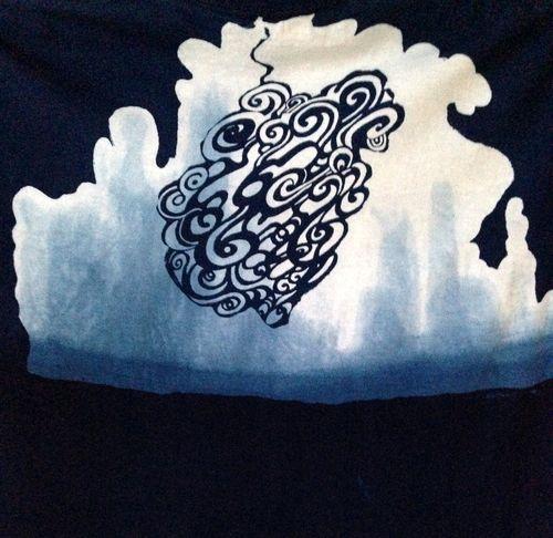 入道雲 Tシャツ