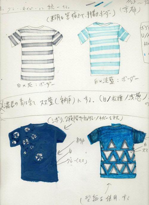2012 夏の制作の予定 ①